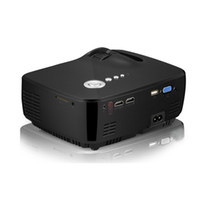 Wholesale best dlp projectors for sale - Group buy GP70 projector HD LED HDMI USB Video Digital Home Theater Portable HDMI USB LCD DLP Movie Pico LED Mini Projector Best Price