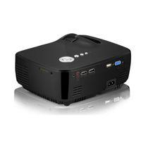 projecteurs vidéo achat en gros de-Projecteur GP70 HD LED HDMI USB Vidéo Numérique Home Cinéma Portable HDMI USB LCD DLP Film Pico LED Mini Projecteur Meilleur Prix
