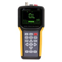Wholesale Portable Multimeter - Handheld Multi-functional Digital 1CH Oscilloscope Portable Scope Meter 20MHz 200MSa s Multimeter 4000 Counts logic Analyzer