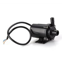 Wholesale brushless pond pumps for sale - Group buy TFBC Submersible Water Pump for Fountain Pond Brushless V LPH