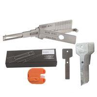 Wholesale decoder hu92 bmw resale online - SMART in Auto Pick Decoder HU92 For BMW MINI Lock Pick Tool Set Auto Locksmith Tools