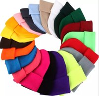 Wholesale knit skull cap for girls for sale - Group buy Winter Hats for Woman New Beanies Knitted Solid Cute Hat Girls Autumn Female Beanie Caps Warmer Bonnet Ladies Casual Cap MMA1102