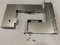 sas sabit disk toptan satış-2,5 '' ila 3,5 '' HP BELL Sabitleme Dirseği SAS SATA Sabit Disk Disk Çerçevesi Gümüş Raf