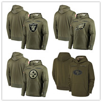 reputable site 8578e 8c577 steelers veterans hoodie