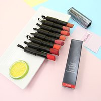 Wholesale wholesale bright lipstick for sale - High quality makeup charm bright smooth lipstick color lipgloss Natural Moisturizing