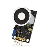 módulo de construção venda por atacado-Keyestudio Eletroímã Sensor Módulo Otário Ímã Elétrico para Arduino Built-in bobina de cobre puro, com forte condutividade e baixa potência