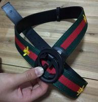Wholesale Screws Belts - belt womens high Quality Genuine Leather black and white color Designer Cowhide Q Belt For Mens Luxury Belt free shipping 105CM-125CM