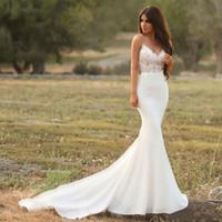 ingrosso abito da sposa abito sirena-