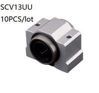 20 Pcs 25 mm SC25UU Router Motion Solide Unit Block Bearing SC Series CNC Block