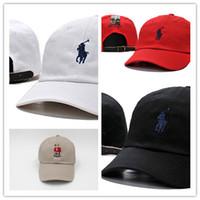 оранжевая шляпа для охоты оптовых-Новые моды кости изогнутые козырек Casquette бейсболка женщины gorras медведь папа поло шляпы для мужчин хип-хоп Snapback шапки