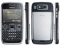 Wholesale bluetooth cell phone keyboards for sale - Group buy Unlocked Original Nokia E72 cell phones MP Camera Wifi Bluetooth FM GPS phone QWERTY Keyboard