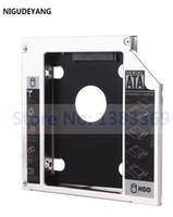 """Wholesale V3 Acer - NIGUDEYANG 2nd 2.5"""" SATA Hard Drive HDD SSD Caddy Adapter for Acer Aspire V3-771G V3-772G"""