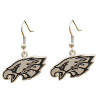 Wholesale united designs - Europe and the United States fashion design Eagle head charm earrings Europe and the United States charm fashion jewelry spot wholesale
