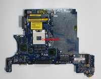 Wholesale laptop motherboards nvidia online - for Dell Latitude E6420 GVM CN GVM PAL51 LA P Laptop Motherboard Mainboard Tested