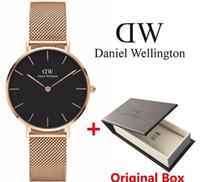 assistir mulher big bang venda por atacado-Original Box Shipping 40mm alta qualidade relógios de ouro das mulheres dos homens designer de moda de luxo big bang relógio de data e hora de quartzo dia automático