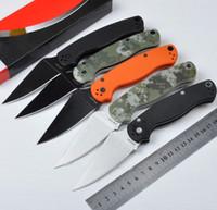 стопорные ножи оптовых-8 моделей C81 военизированных 2 задний замок складной тактический открытый выживания лагерь карманные ножи инструмент OEM 1 шт.