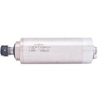 husillo cnc enfriado por agua al por mayor-Z eje del enrutador 2.2KW 3.0KW 8A motor de refrigeración por agua 220V del motor del husillo refrigerado por agua 4 rodamientos para CNC fresadora