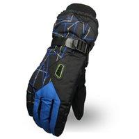 gants imperméables à l'homme achat en gros de-Gants de ski chaud et imperméables au ski pour hommes d'hiver version coréenne Space Taslon Gants d'équitation pour hommes