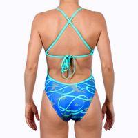 sexy plus size bikini xxl venda por atacado-2017 Mulheres Sexy Bikini Tubarão Impresso Unpadded Beachwear Monokini Bikini Set Ternos de Duas Peças Swimwear Biquini Plus Size S-XXL