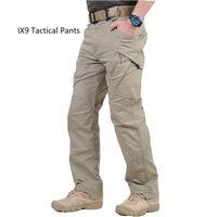 ingrosso cerniera multicam-Pantaloni tattici di combattimento della città IX9 (II) di alta qualità economici di alta qualità Pantaloni di addestramento dell'esercito IX7 Pantaloni casuali di Paintball della tasca del cotone