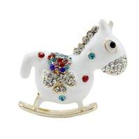 adornos de diamantes de imitación al por mayor-DIY Rhinestone Joyería Adornos Componentes Decoración Encontrar Artesanía