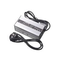 напряжение зарядного устройства аккумулятора оптовых-360W 54.6V 6A e рикша / скутер / автомобиль / электрический велосипед зарядное устройство 13S 48 вольт литий-ионный аккумулятор зарядное устройство