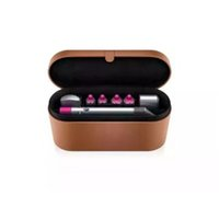 Wholesale new curling irons for sale - Group buy NEW Hot DS Airw rap Multi function Hair Styling Device Hair Dryer Automatic Curling Iron Head Gift Box For Rough