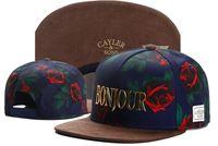Wholesale gold corner - snapback caps hat hip hop letter caps for men women basketball snapbacks hats street corner casual baseball cap