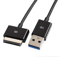 asus transformator ladekabel großhandel-1 Mt USB 3.0 40PIN Ladegerät Datenkabel Cabo Für Asus Eee Pad Transformer TF101 TF201 TF300 TF700 und P1000 für Samsung TABLET