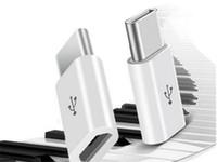 tipos de placas de tamaños al por mayor-Adaptador de cargador de transferencia de datos de transferencia rápida de sincronización de datos de tipo C micro micro USB 3.1 Tipo C de bolsillo compatible con bolsillo