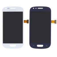 Wholesale touch display for samsung galaxy s3 for sale - Group buy For Samsung Galaxy S3 replacement LCD Display Touch Screen Assembly Brightness is adjustable ferr DHL black with white