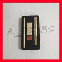 Wholesale high quality brand lipstick online - Famous Y brand Lipstick Mascara lengthening mascara Black Mascara in makeup sets high quality