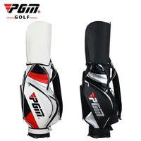 стенд гольф-клуб оптовых-PGM QB015 GOLF Stand Bag 2016 New Pattern Quality Goods Package Man Dress Full Set Of Club Men Golfbag