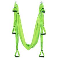 ingrosso swing inversione yoga-Yoga Hammock Gym Forza Inversione anti-gravità aerea trazione Swing Yoga Belt
