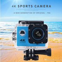 32 gb dvr оптовых-SJ9000 Wi-Fi 1080 P 4K Ultra HD Спорт Действий Камеры DVR DV Видеокамера Водонепроницаемый