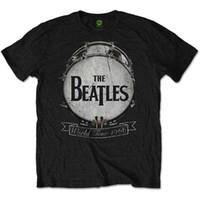 beatles großhandel-Die Beatles Revolver World Tour '66 von John Lennon ist offizielles Männer T-Shirt Herren