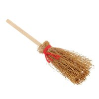 Wholesale dollhouse garden tools resale online - WO Best Sale Dollhouse Miniature Fairy Garden Broom Cleaning Tools