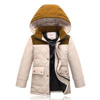 ingrosso ragazzi coreani di giacche di moda-6-15 anni Baby Boys Cotton Winter Fashion JacketOutwear, Bambini Giacca imbottita in cotone coreano, Cappotto invernale per neonati