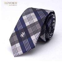 ingrosso legami ad alta densità-Cravatte per uomo 6 cm Cravatte in seta poliestere Cravatte alta densità Cravatte da lavoro Corbatas Abiti da sposa Gravatas
