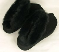 Wholesale Brand slippers warm Warm cotton slippers Men Womens slipper Womens boots Snow boots Brand Designer Indoor cotton slippers Leather slipper
