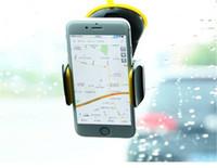 iphone emici toptan satış-Dashboard GPS Evrensel Telefon Tutucu Sucker Telefon iPhone Android için Destek Braketi Standı