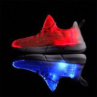 online Shopping Led Luminous Shoes - 2017 Fashion LED Five colors luminous shoes for kids Autumn and Winter Newest Casual shoes Xmas gift for Children