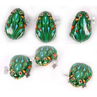 Wholesale wind up jumping toy frog for sale - Group buy Kids Classic Tin Wind Up Clockwork Toys Jumping Frog Vintage Toy New Action Figures Toy For Children