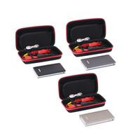 ingrosso i pacchetti di salto-Portable 30000mAh Car Jump Starter Pack Caricatore LED Caricabatteria Batteria Avviamento di emergenza Alimentazione Drop shipping