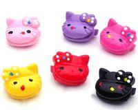 маленькие пластиковые шпильки оптовых-Малого кошачий коготь детских пластиковой шпильки маленькие коготки