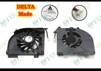 dv6 intel großhandel-Neues Notebook Laptop CPU-Kühlung Lüfter für HP Pavilion DV5 DV5T DV5-1000 DV5T-1000 DV6 DV6-1100 0,38A DC05V-KSB0505HA -8J75