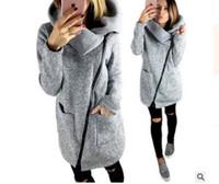 Wholesale women s winter blouses - Autumn winter 2017 New Plaid Print Stitching Blouse Women Tops Blusa Camisa Femininas Warm Cotton Long Sleeve Plaid S-XXL