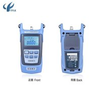 Wholesale power cable network - Free Shipping HOT NEW Portable Adjustable Fiber Optic Optical Power Meter Cable Tester Networks FC SC connectors -50~20dbm