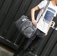 bolsa de equipaje púrpura al por mayor-Púrpura nuevos hombres de la moda mujeres bolsa de viaje bolsa de viaje, diseñador de la marca bolsos de equipaje gran capacidad deporte bolsa