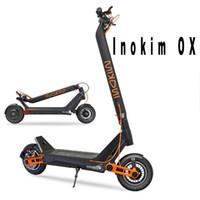 scooters électriques adultes achat en gros de-Inokim 2018, le nouveau scooter Inokim OX pour adultes, le VUS des scooters électriques debout